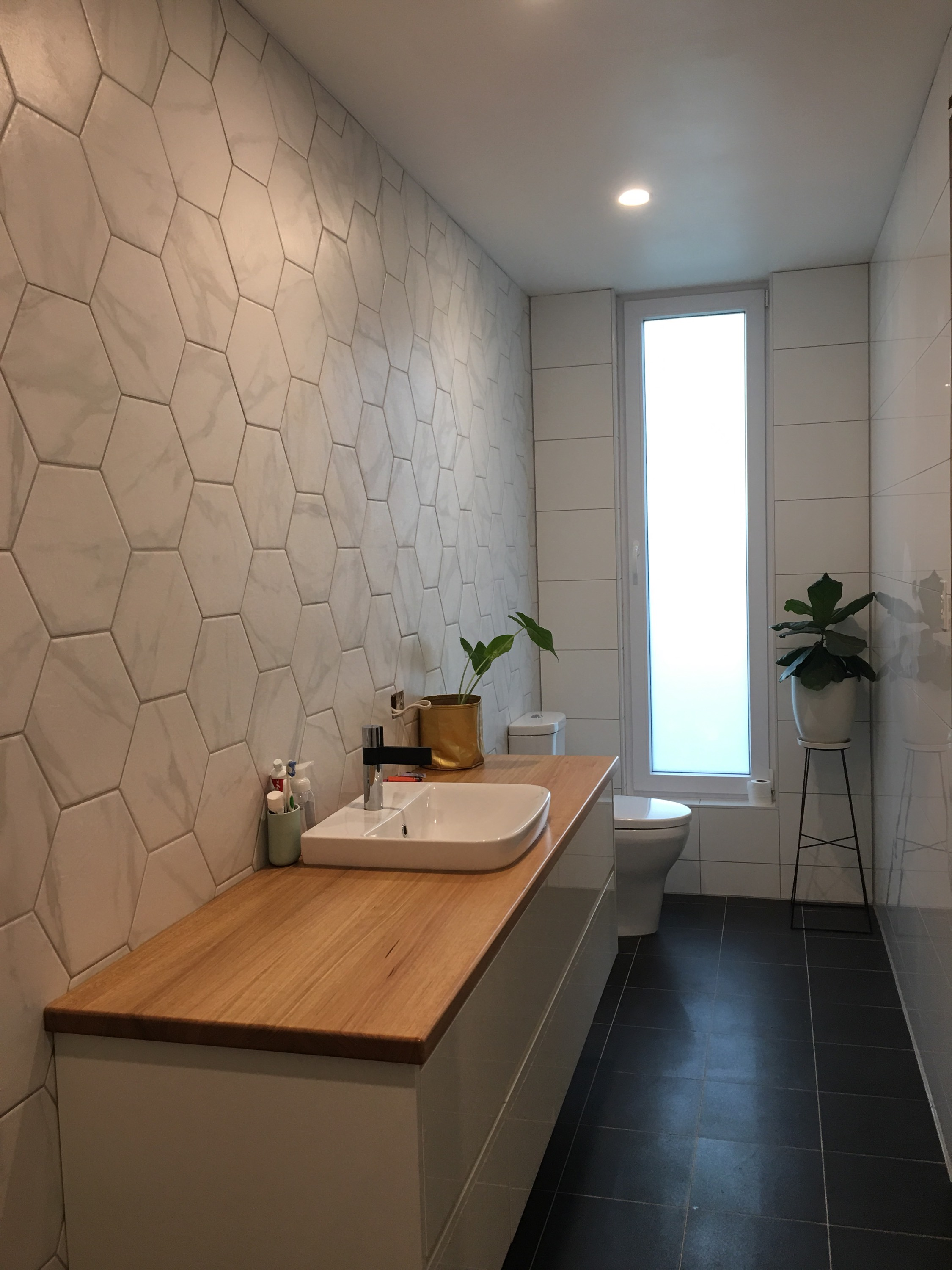 Alchemists - A new ensuite in an extension, a lovely spacious room